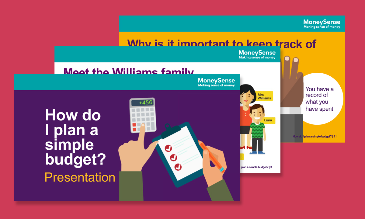 topic 5 how do i plan a simple budget teachers moneysense